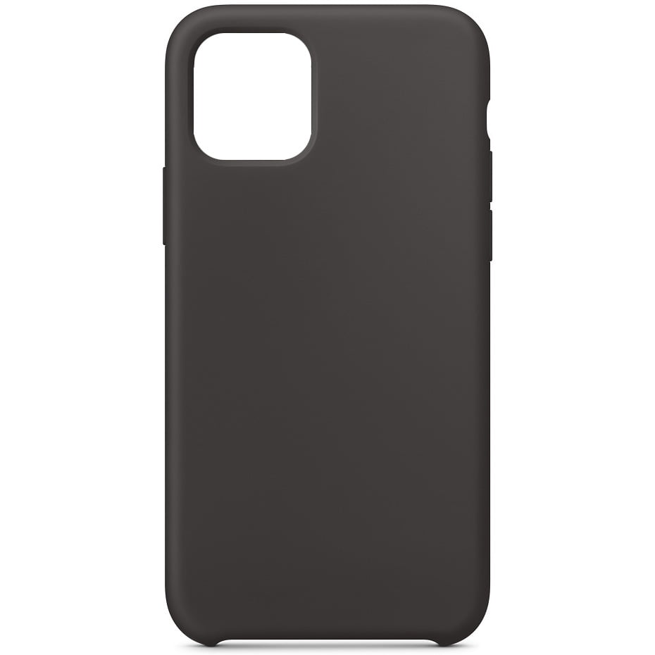Husa silicon pentru Apple iPhone 11 Pro Max, Soft Case, Black