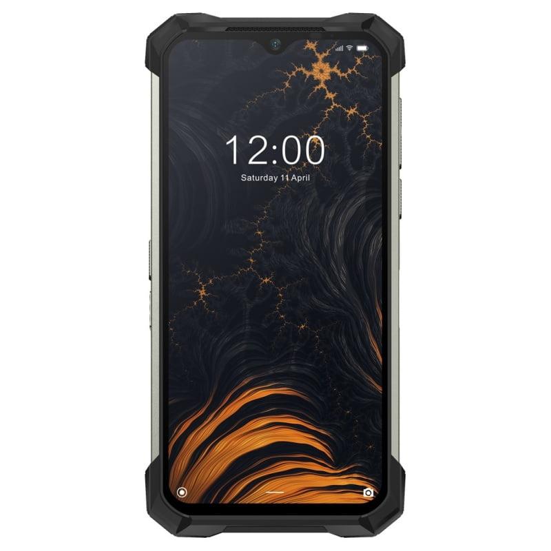 Telefon mobil Doogee S88 Pro, Dual SIM, 128GB, 6GB RAM, 4G, Mineral Black