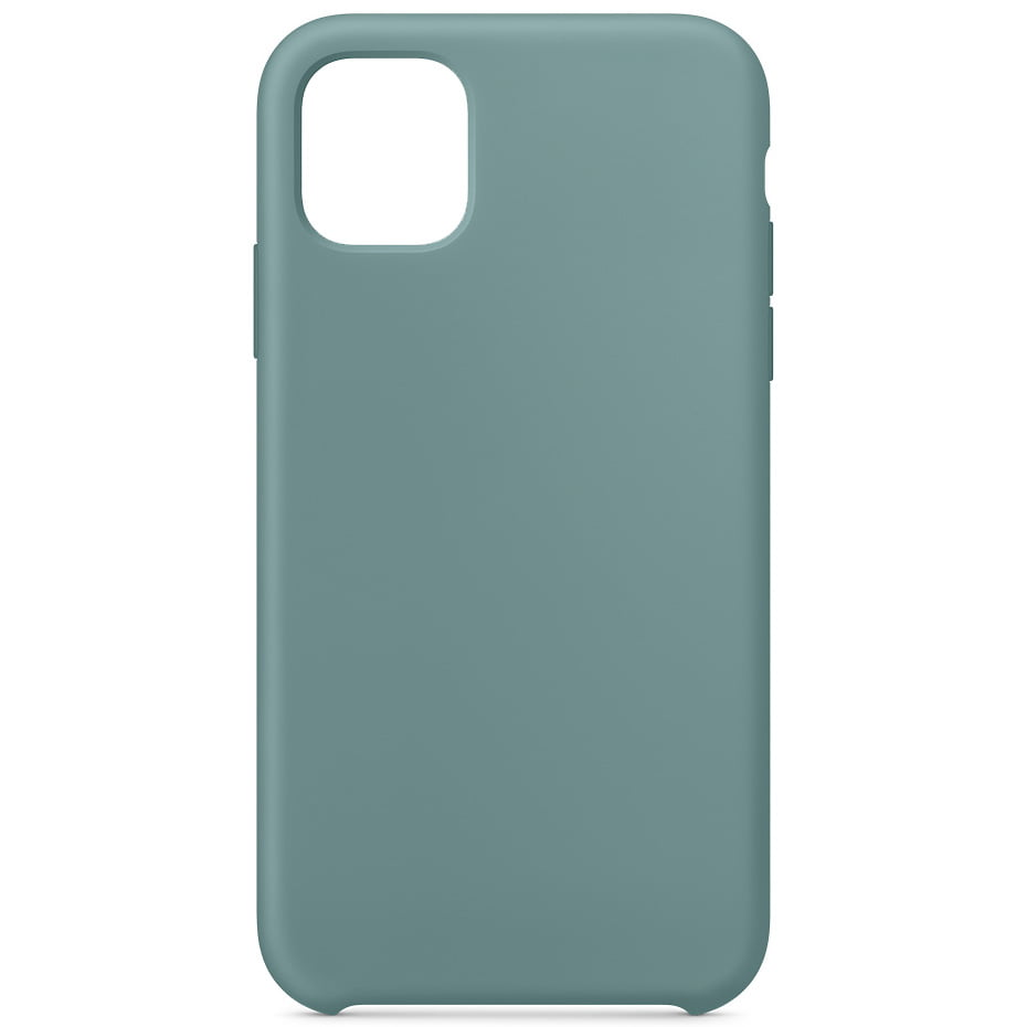 Husa silicon pentru Apple iPhone 11, Soft Case, Cactus