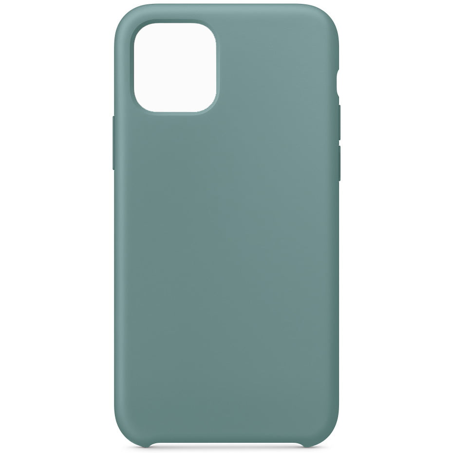 Husa silicon pentru Apple iPhone 11 Pro Max, Soft Case, Cactus