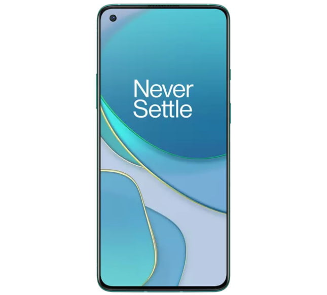 Telefon mobil OnePlus 8T, Dual SIM, 256GB, 12GB RAM, 5G, Aquamarine Green