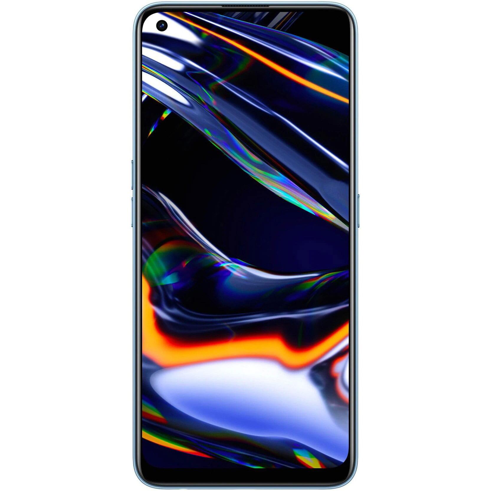 Telefon mobil Realme 7 Pro, Dual SIM, 128GB, 8GB RAM, 4G, Mirror Silver