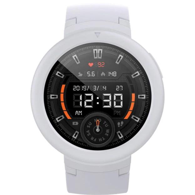 Ceas Smartwatch Xiaomi Amazfit Verge Lite, GPS, White