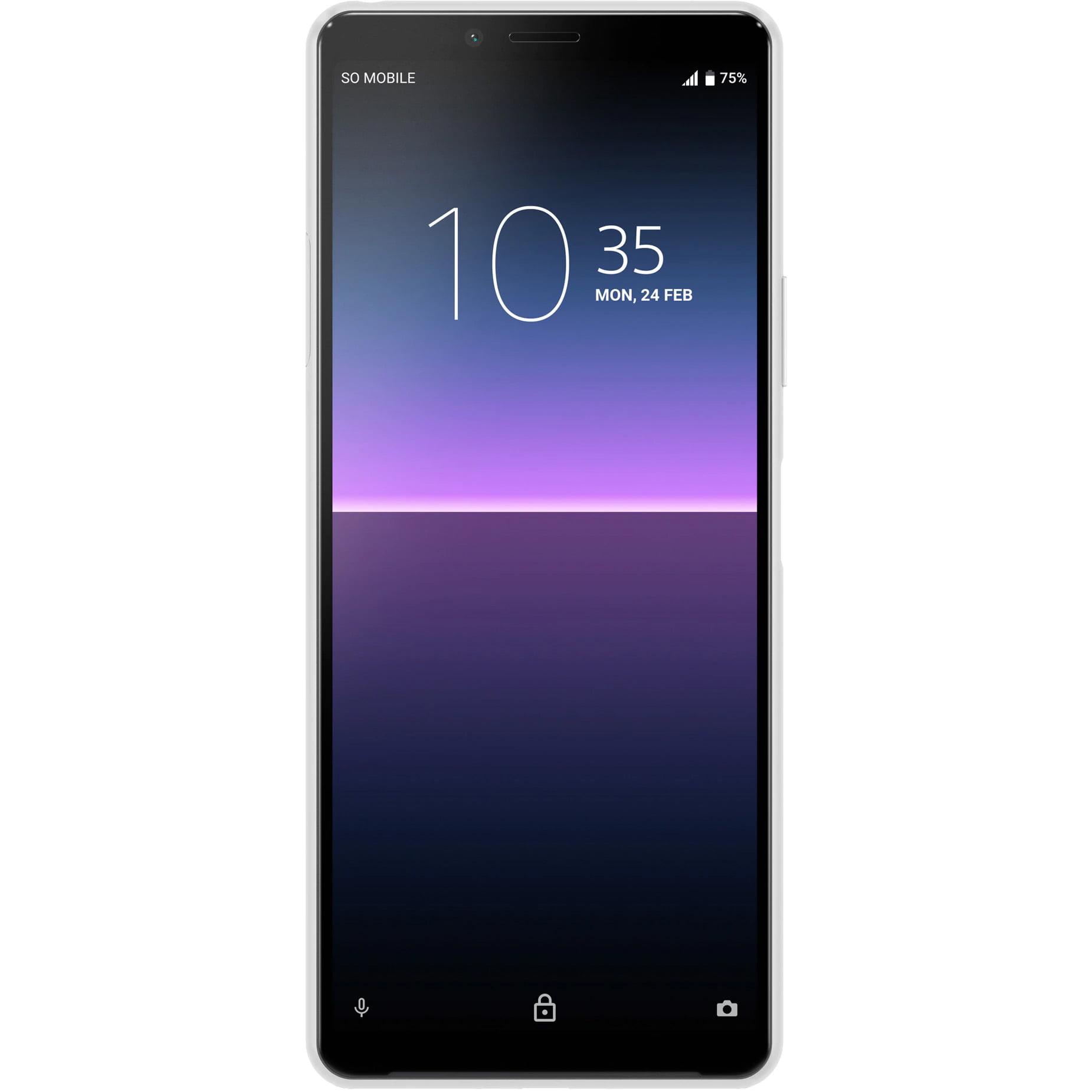 Telefon mobil Sony Xperia 10 II, Dual SIM, 128GB, 4GB RAM, White