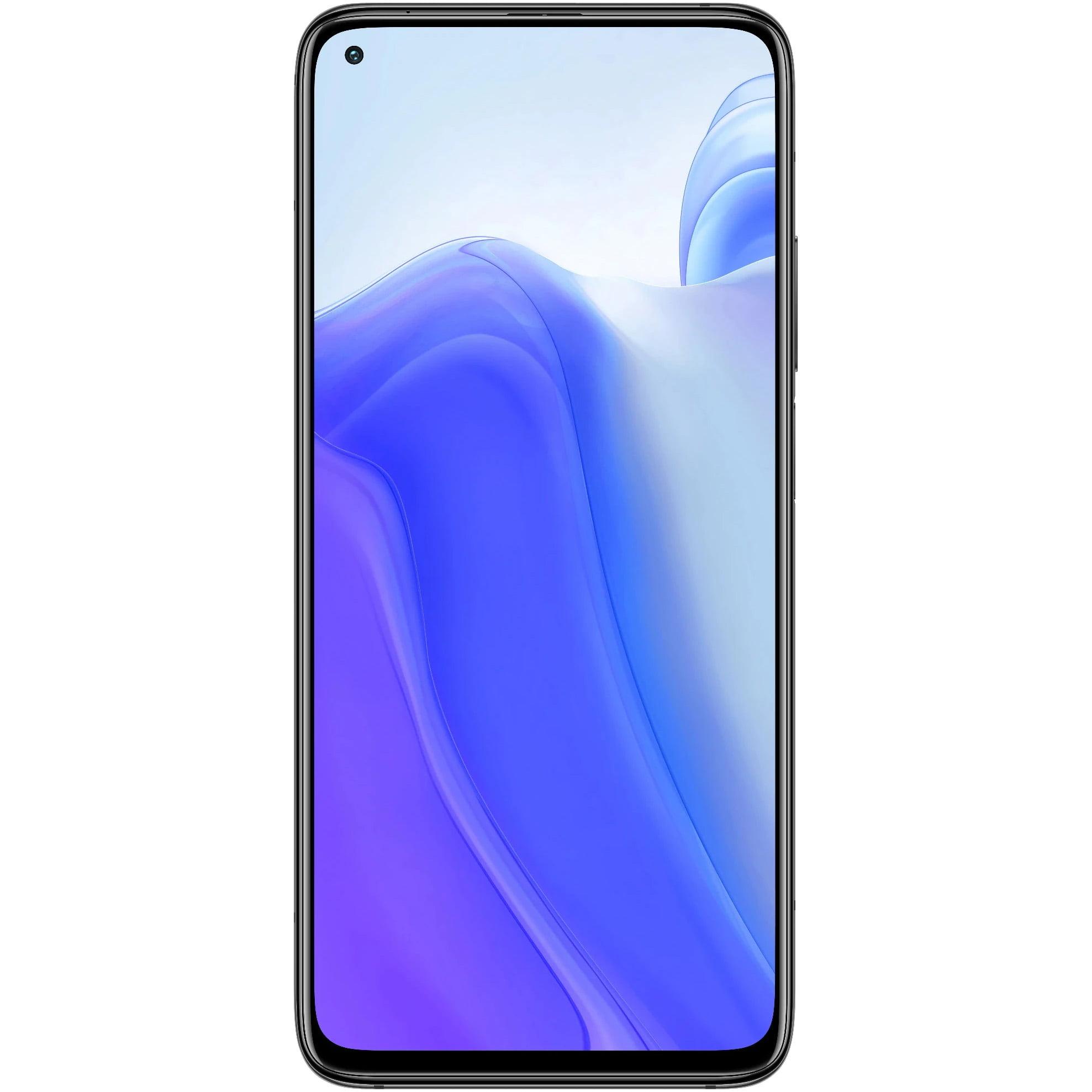 Telefon mobil Xiaomi Mi 10T, Dual SIM, 128GB, 6GB RAM, 5G, Cosmic Black