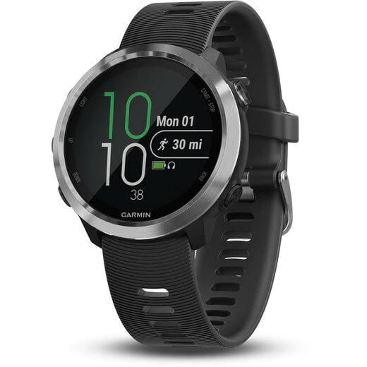 Ceas Smartwatch Forerunner 645 Music, 42 mm, GPS, Black