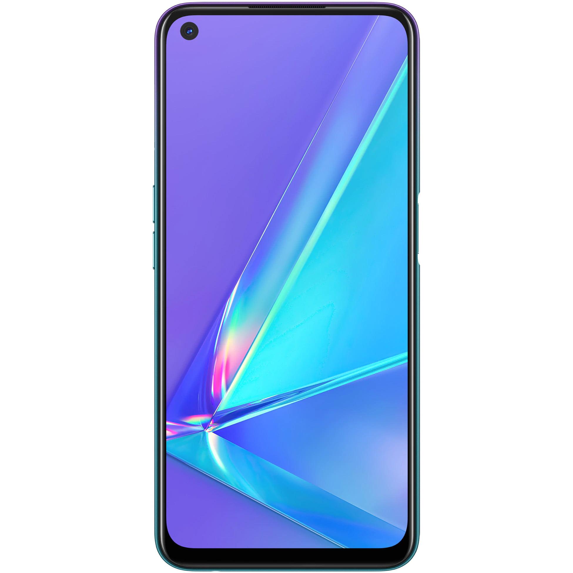 Telefon mobil Oppo A72, Dual SIM, 128GB, 4GB RAM, 4G, Aurora Purple