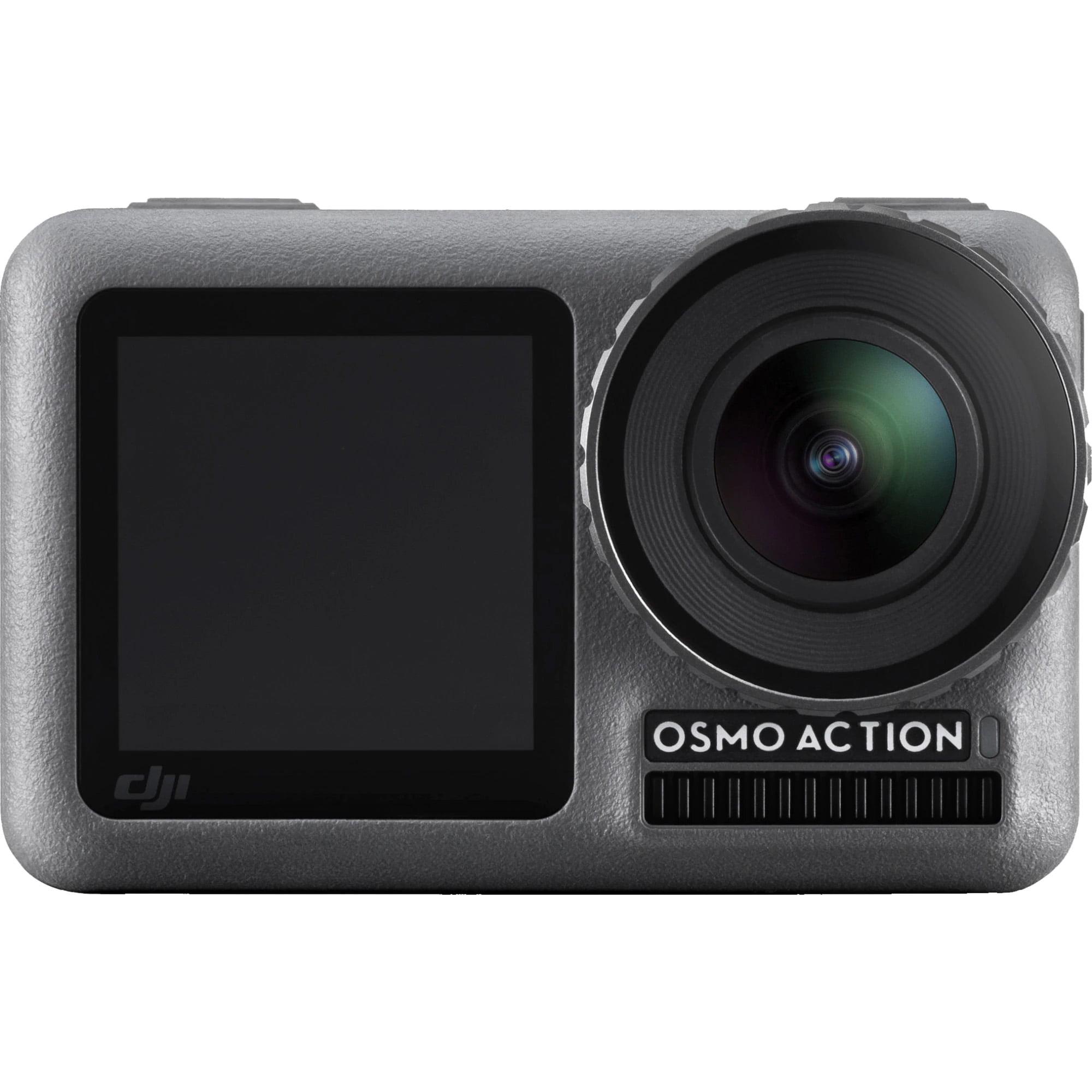Camera video sport DJI Osmo Action, 4K, Dual Screen, Black