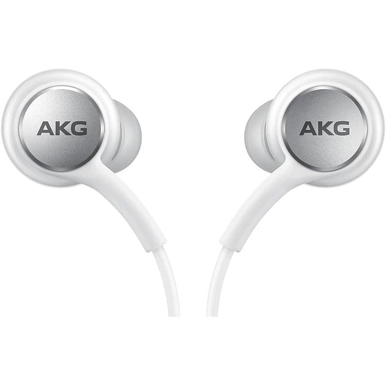 Casti In-Ear Samsung, by AKG, Type-C, Microfon, White