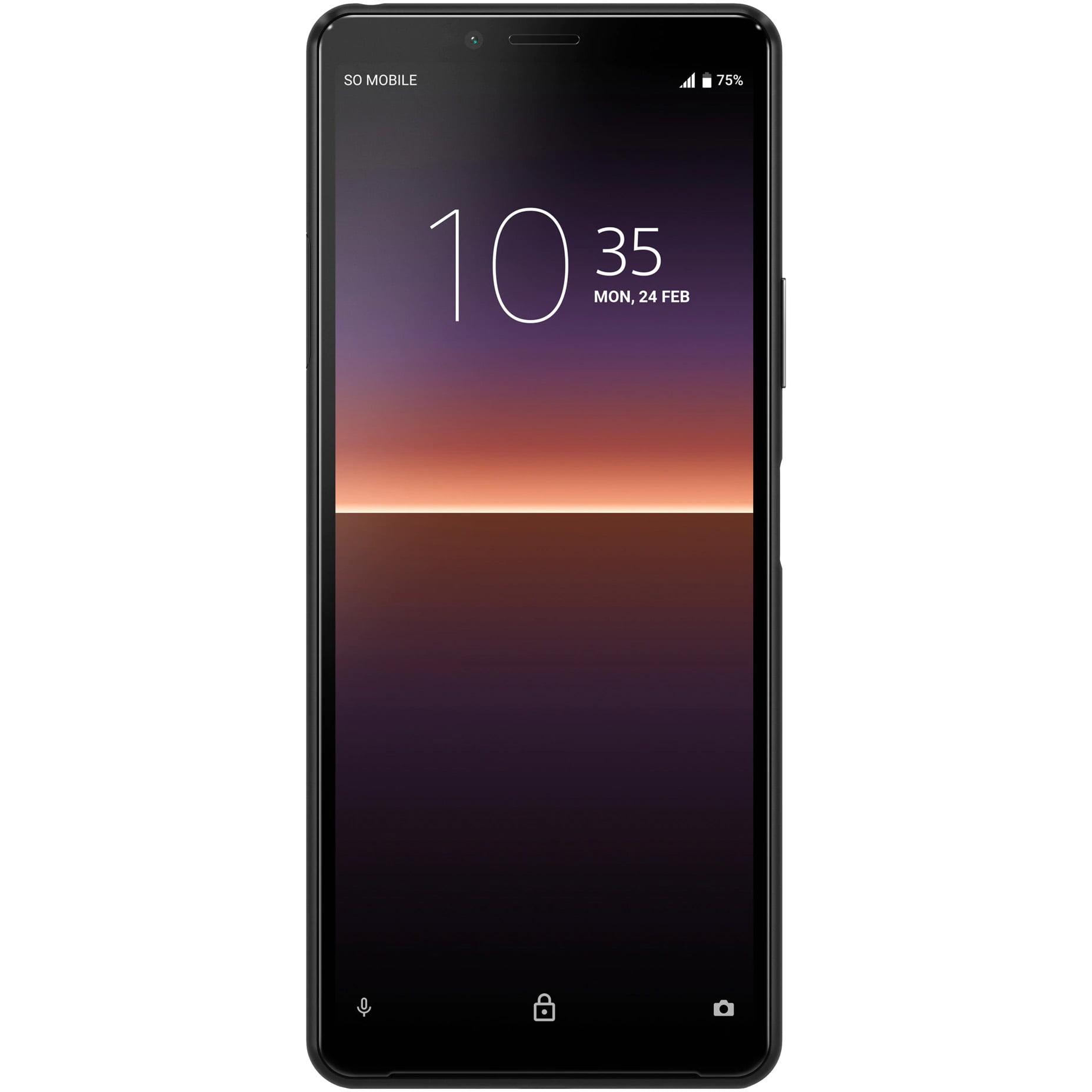 Telefon mobil Sony Xperia 10 II, Dual SIM, 128GB, 4GB RAM, Black