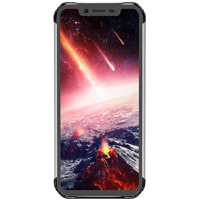Telefon mobil Blackview BV9600 Pro, Dual SIM, 128GB, 6GB RAM, 4G, Silver