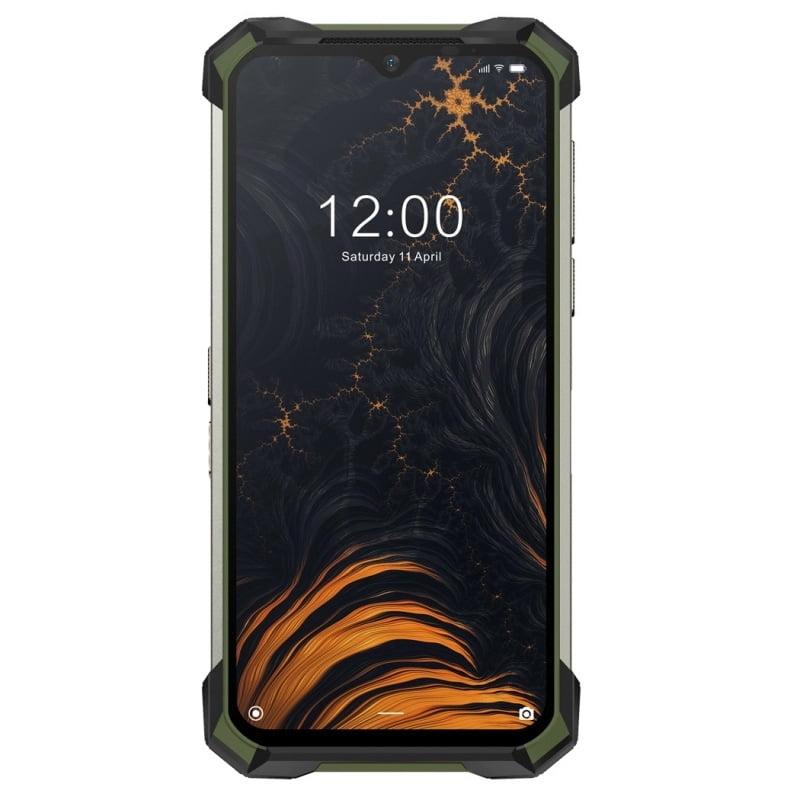 Telefon mobil Doogee S88 Plus, Dual SIM, 128GB, 8GB RAM, 4G, Army Green