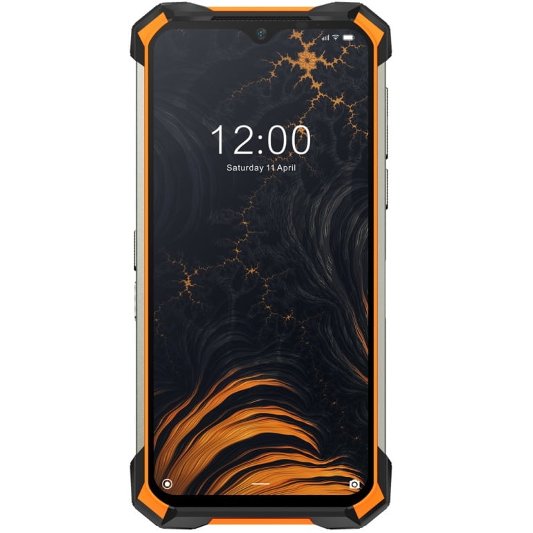Telefon mobil Doogee S88 Plus, Dual SIM, 128GB, 8GB RAM, 4G, Fire Orange