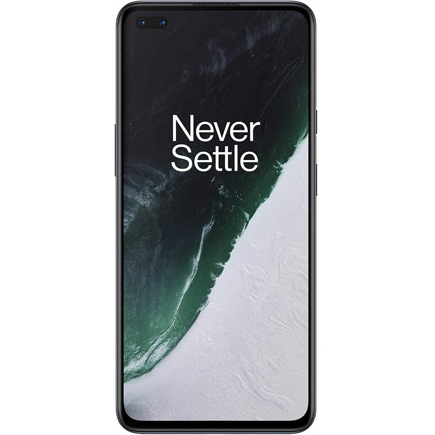 Telefon mobil OnePlus Nord, Dual SIM, 256GB, 12GB RAM, 5G, Ash Gray