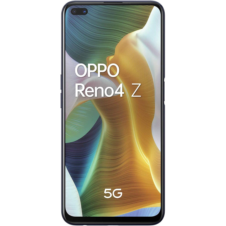 Telefon mobil Oppo Reno4 Z 5G, 128GB, 8GB RAM, 5G, Ink Black