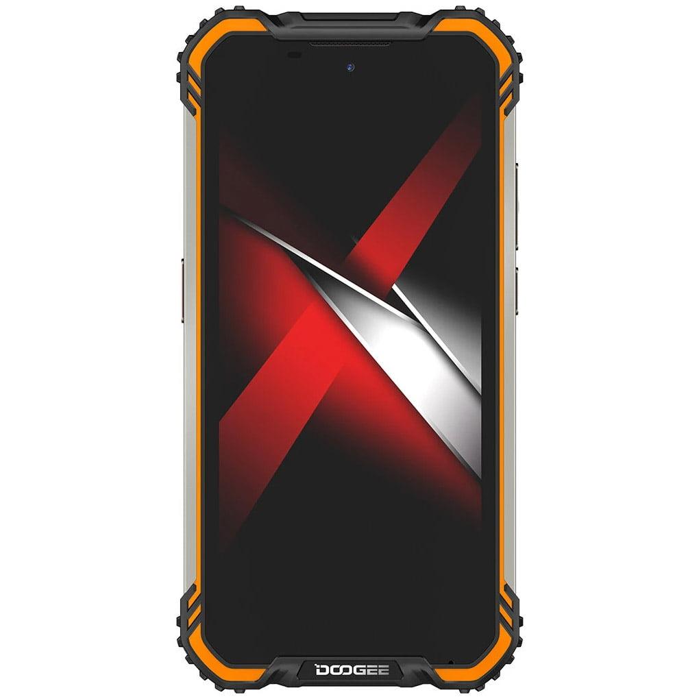 Telefon mobil Doogee S58 Pro, Dual SIM, 64GB, 6GB RAM, 4G, Orange