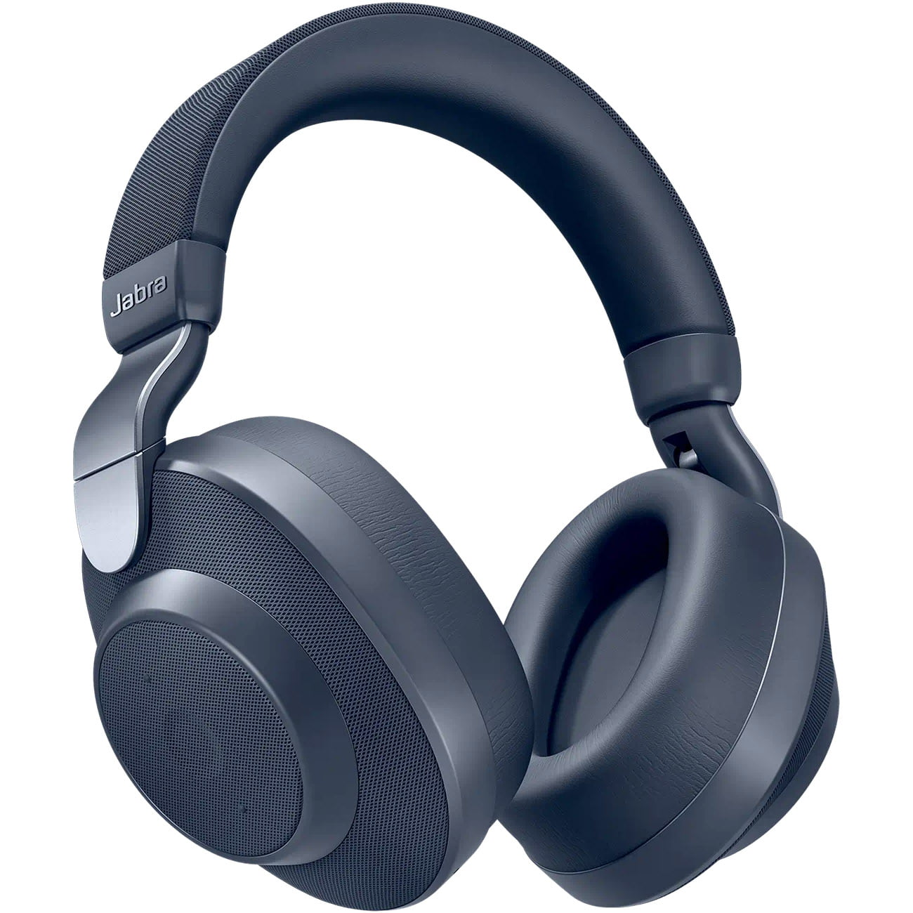 Casti bluetooth Jabra Elite 85h, Over-Ear, SmartSound, ANC, Wireless, Navy Blue