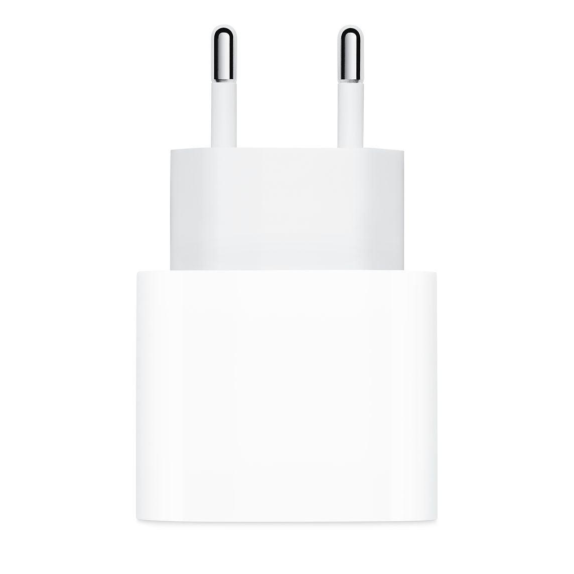 Incarcator retea original Apple, MU7V2ZM/A, Retail Box, Quick Charge 18W, USB-C, White