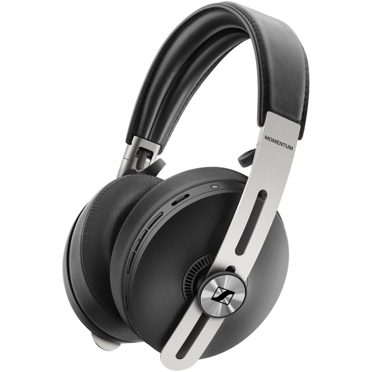 Casti Sennheiser Momentum 3, Over-Ear, Wireless, Noise Cancelling, Black