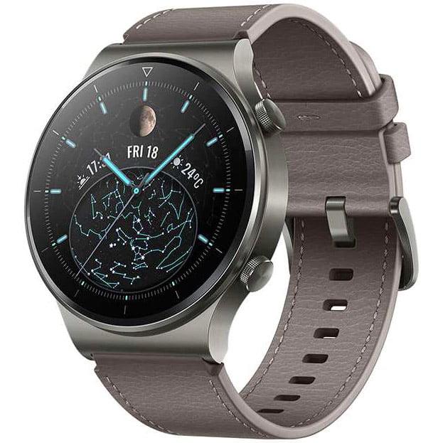 Ceas Smartwatch Huawei Watch GT 2 Pro, GPS, HR, Nebula Gray