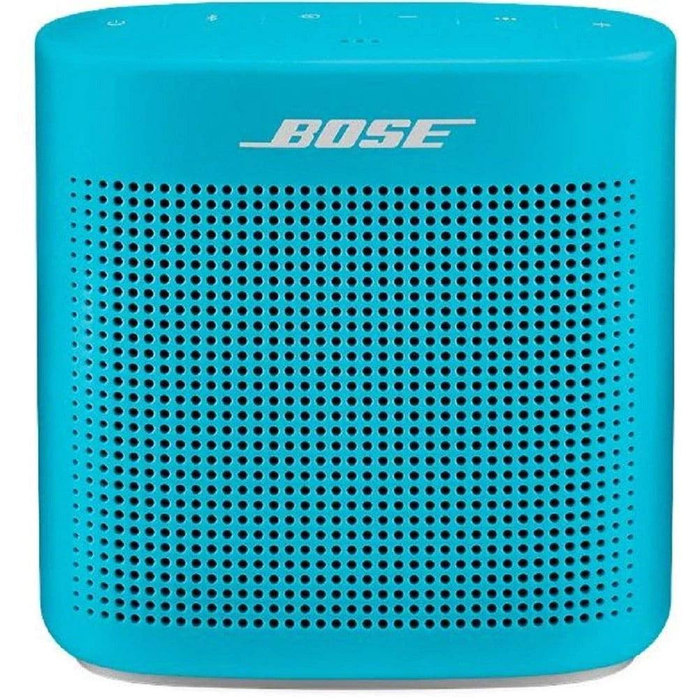 Boxa portabila Bose SoundLink Color II, Wireless, Bluetooth, Aquatic Blue