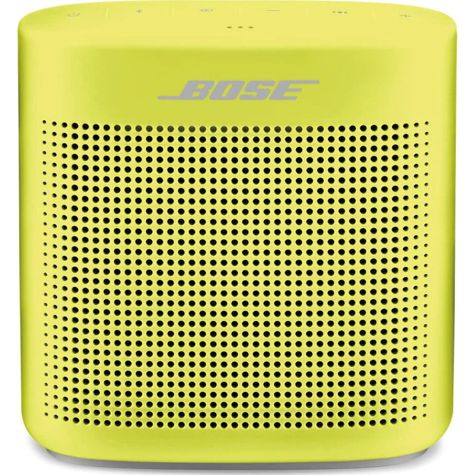 Boxa portabila Bose SoundLink Color II, Wireless, Bluetooth, Yellow Citron