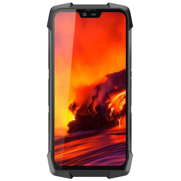 Telefon mobil Blackview BV9700 Pro, Dual SIM, 128GB, 6GB RAM, 4G, Black
