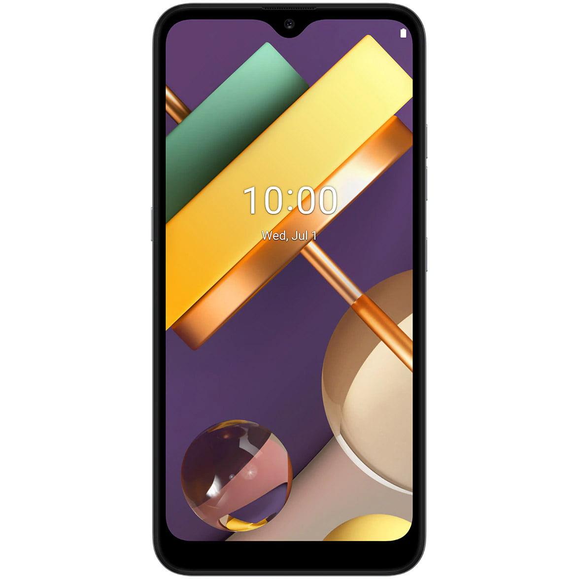 Telefon mobil LG K22, Dual SIM, 32GB, 2GB RAM, 4G, Titan