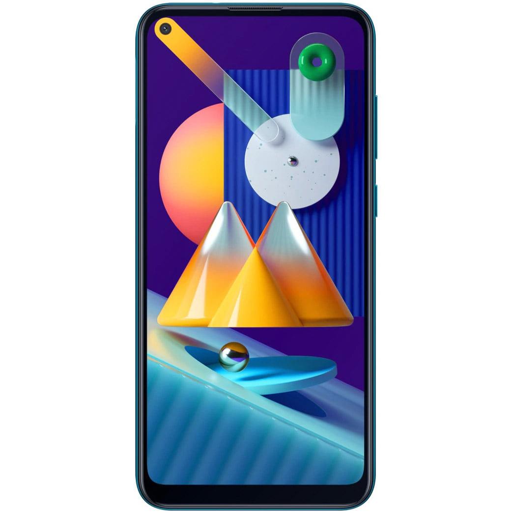 Telefon mobil Samsung Galaxy M11, Dual SIM, 32GB, 3GB RAM, 4G, Metallic Blue