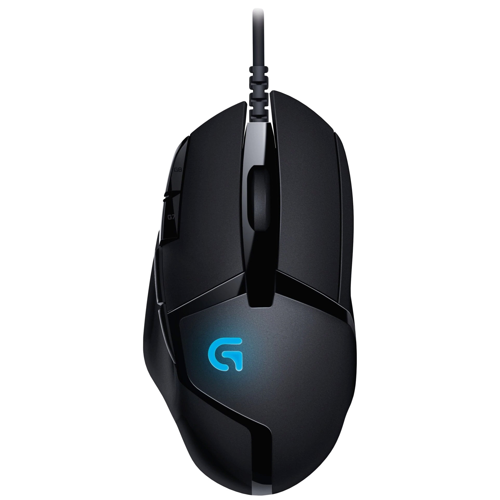 Mouse gaming Logitech Hyperion Fury G402, USB, 4000 DPI, Black