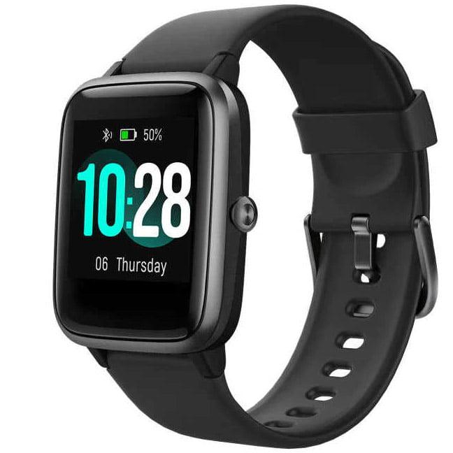Ceas Smartwatch Pro-Fit VeryFitPro, Bluetooth, HR, IP68, Black