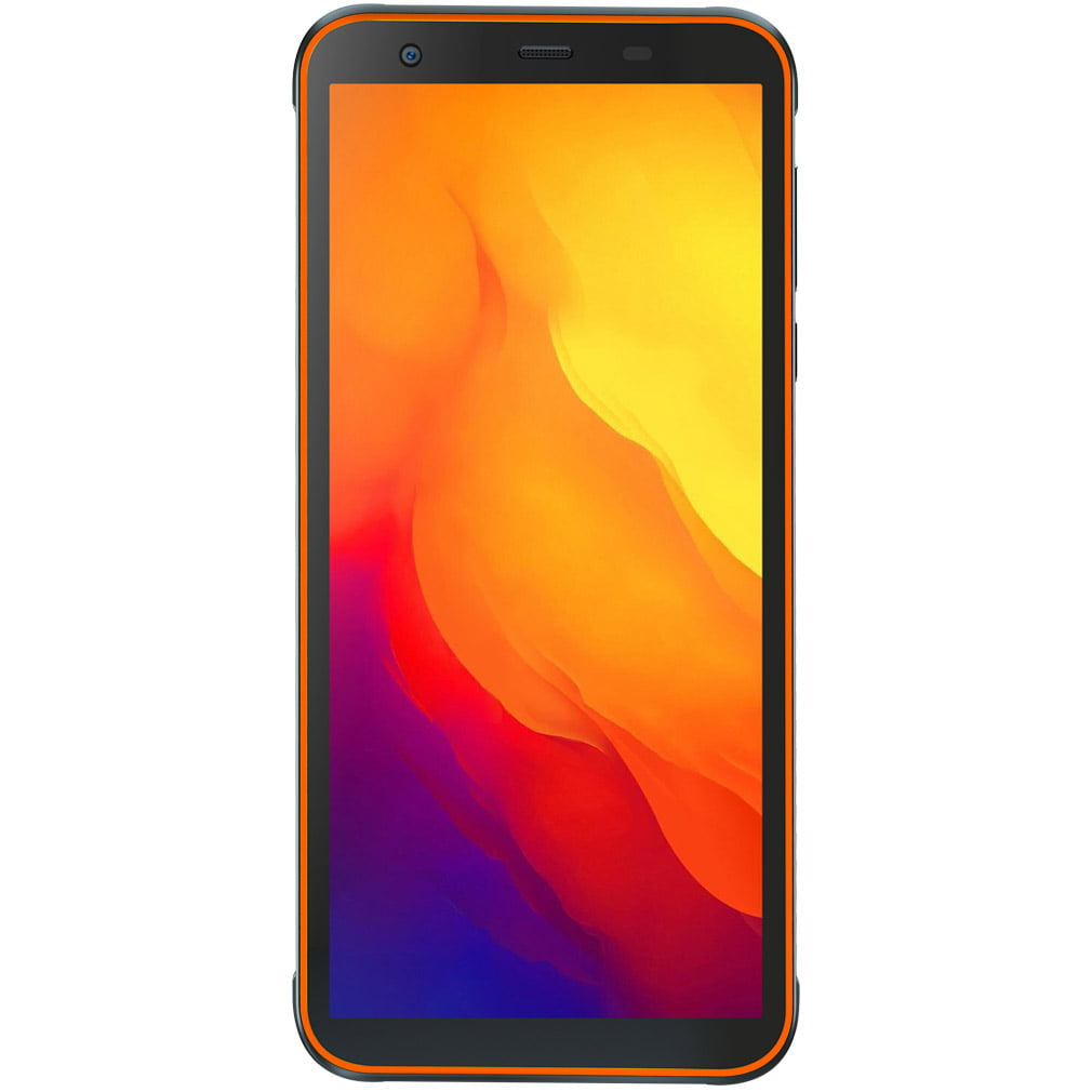 Telefon mobil Blackview BV6300 Pro, Dual SIM, 128GB, 6GB RAM, 4G, Orange