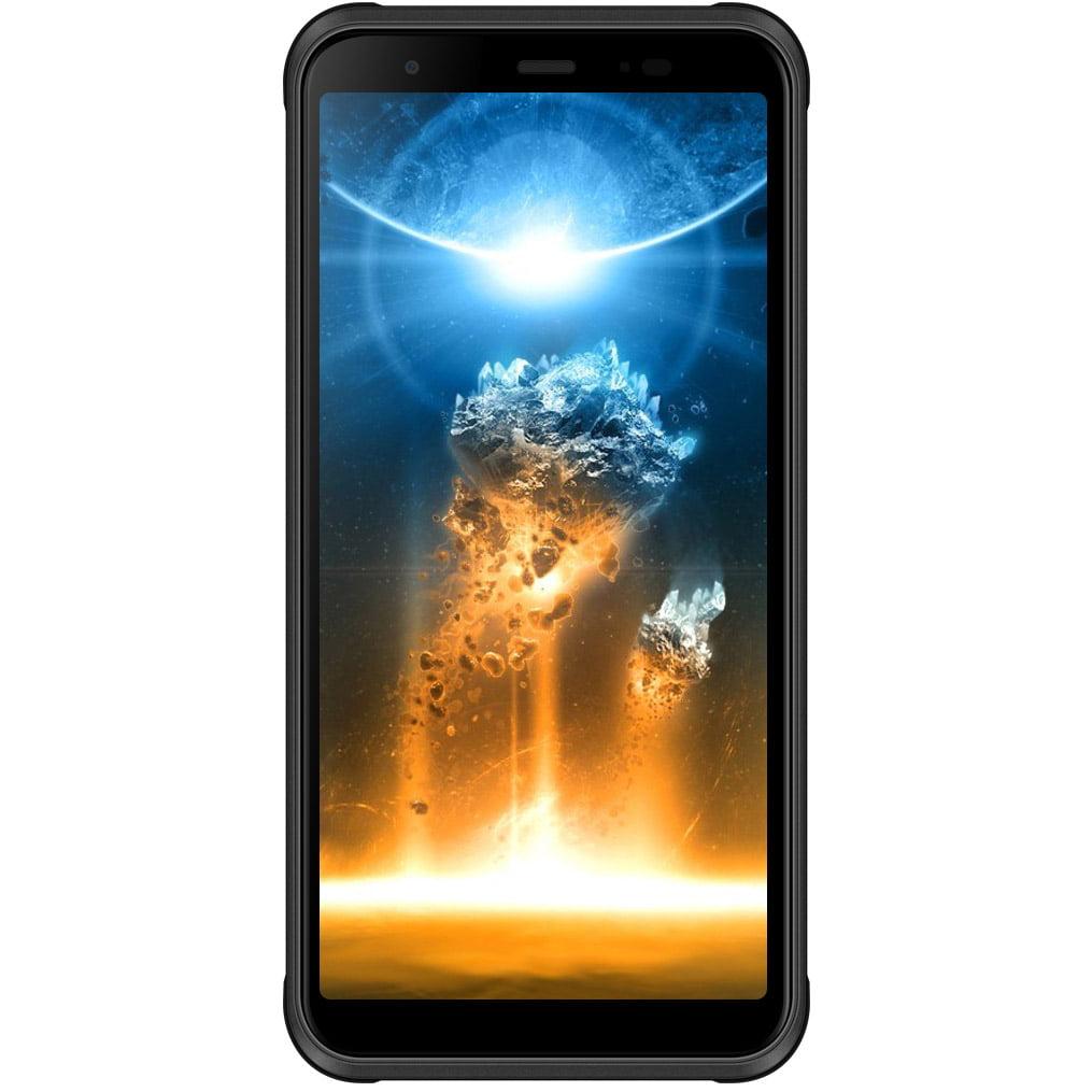 Telefon mobil Blackview BV6300 Pro, Dual SIM, 128GB, 6GB RAM, 4G, Black