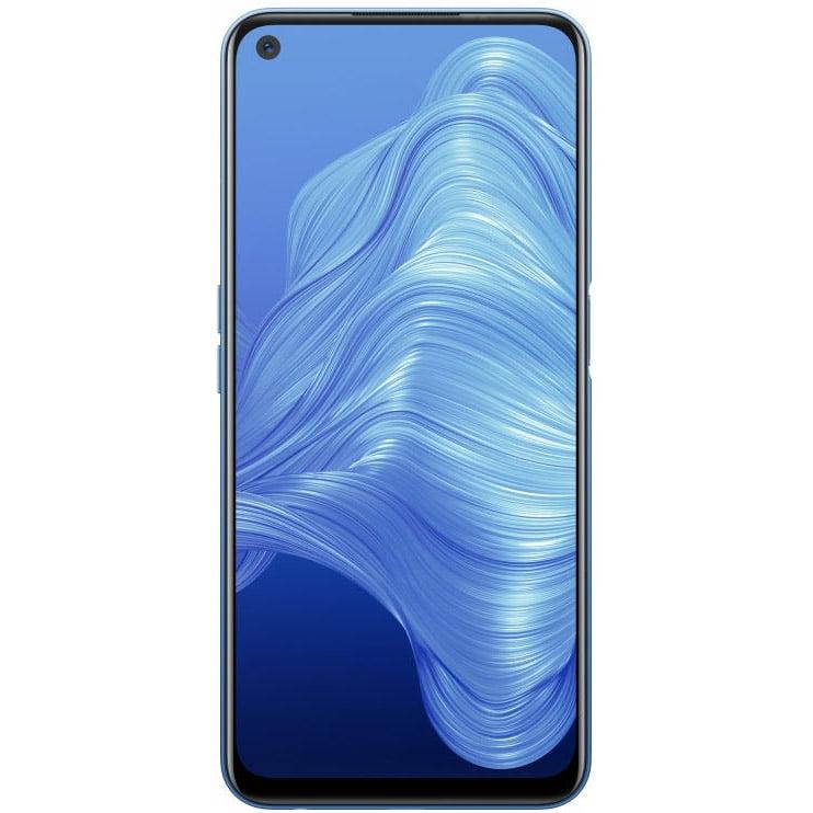 Telefon mobil Realme 7, Dual SIM, 128GB, 6GB RAM, 5G, Baltic Blue