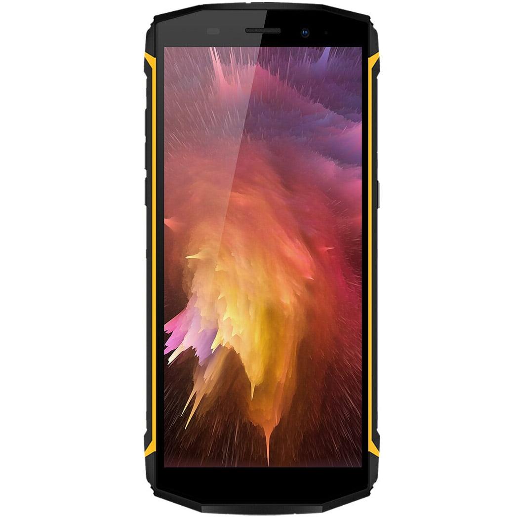 Telefon mobil Blackview BV5800, Dual SIM, 16GB, 2GB RAM, 4G, Yellow