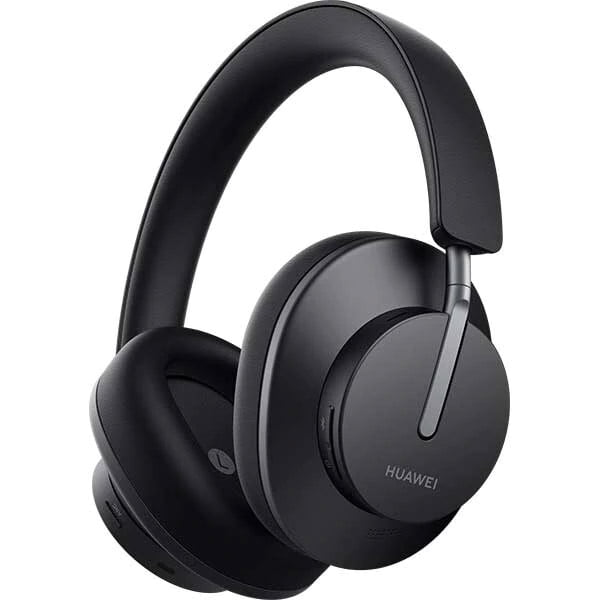 Casti audio Over-Ear Huawei FreeBuds Studio, Wireless, Bluetooth, Microfon, Noise Cancelling, Black