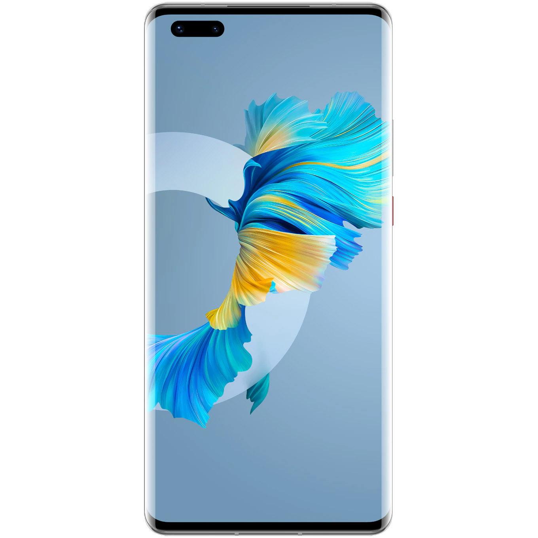 Telefon mobil Huawei Mate 40 Pro, Dual SIM, 256GB, 8GB RAM, 5G, Mystic Silver