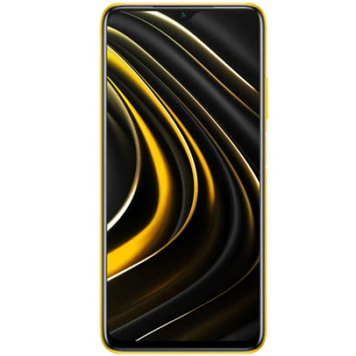 Telefon mobil Xiaomi Poco M3, Dual SIM, 64GB, 4GB RAM, 4G, Poco Yellow