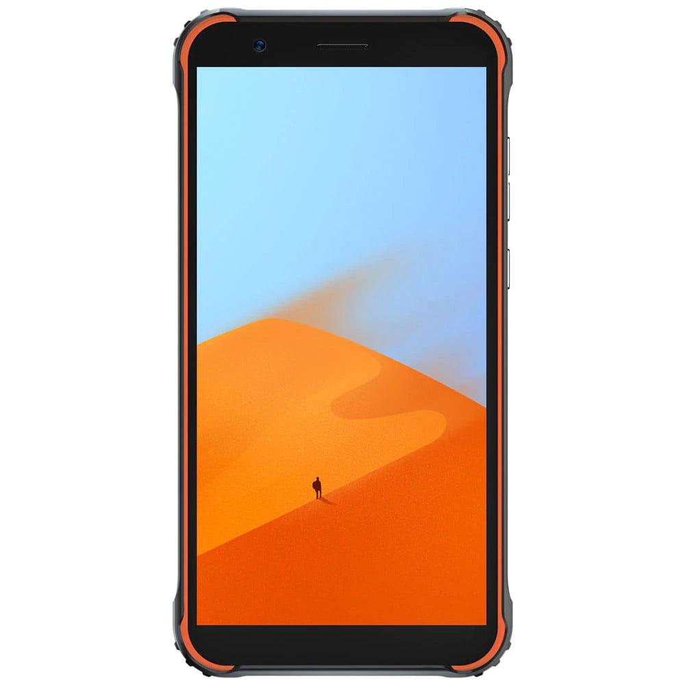 Telefon mobil Blackview BV4900, Dual SIM, 32GB, 3GB RAM, 4G, Orange