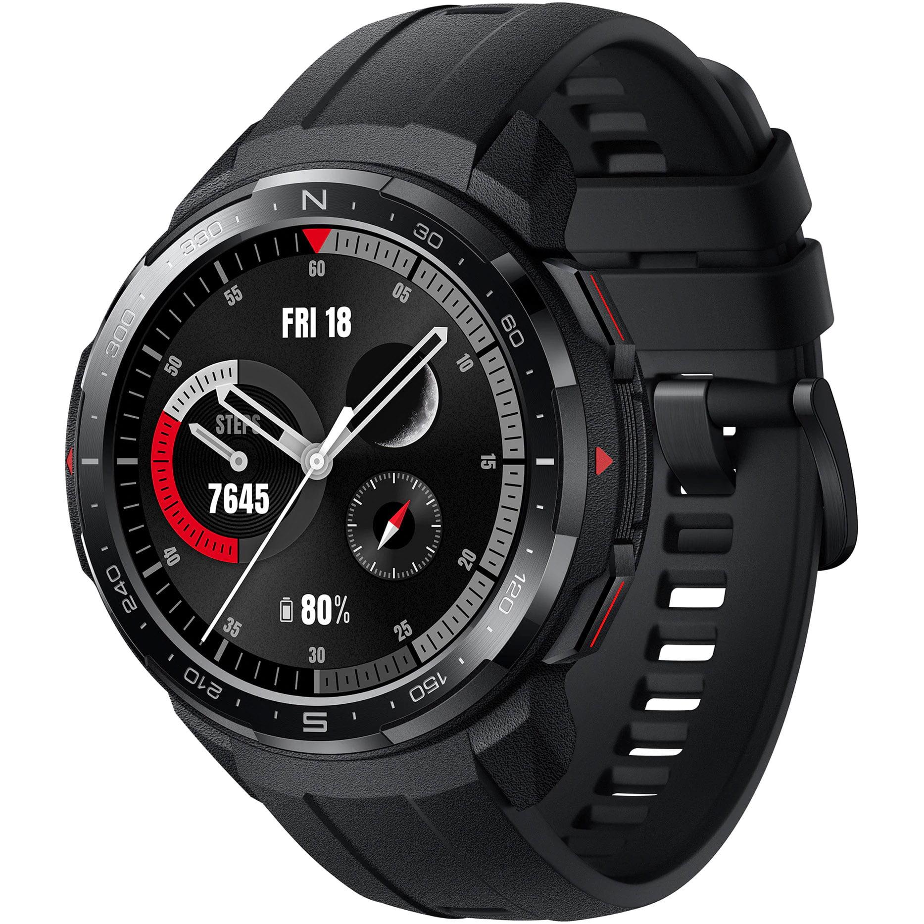 Ceas Smartwatch Honor Watch GS Pro, 48mm, GPS, Charcoal Black