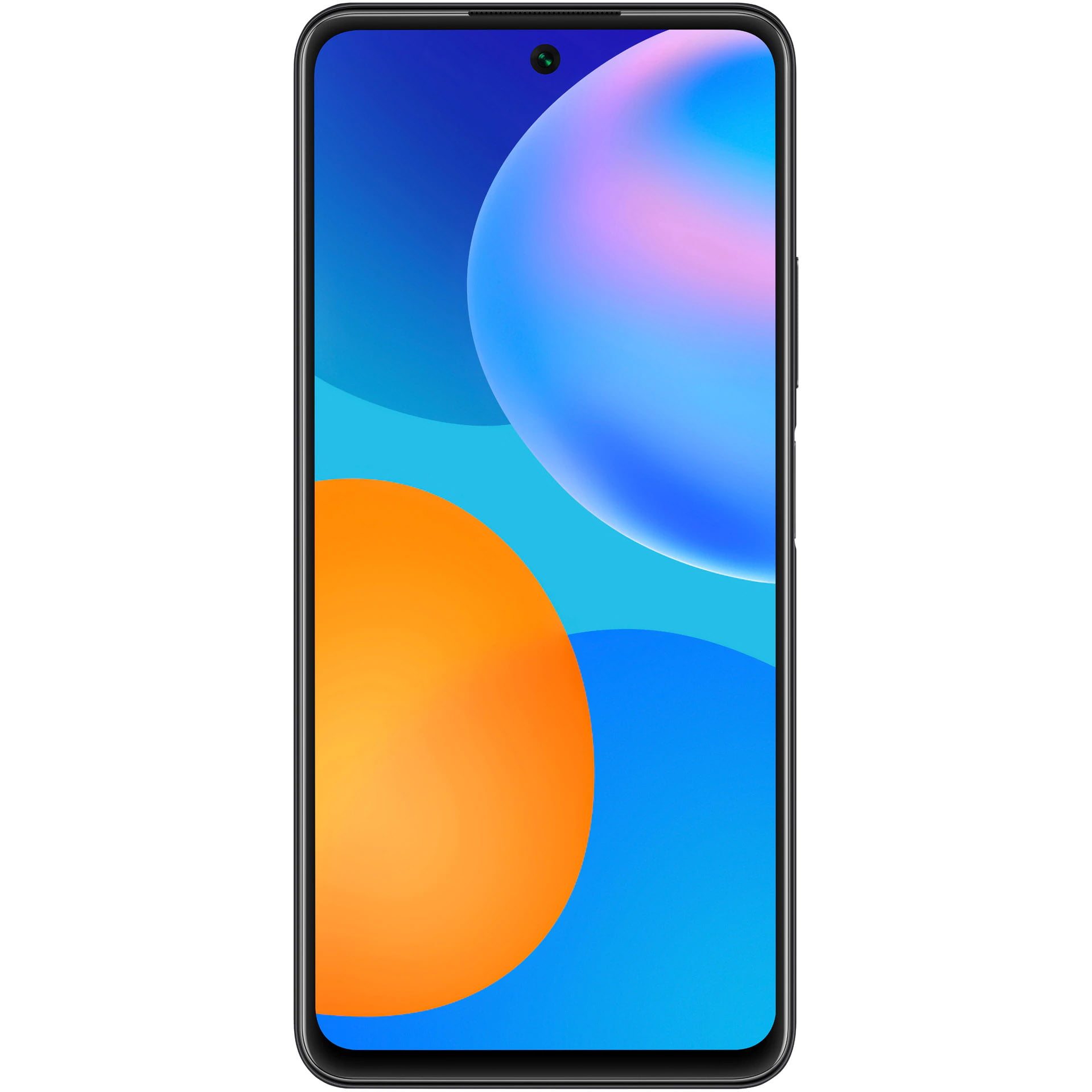 Telefon mobil Huawei P Smart (2021), Dual SIM, 128GB, 4GB RAM, 4G, Midnight Black