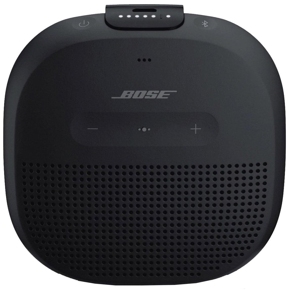 Boxa portabila Bose SoundLink Micro, Wireless, Bluetooth, Black