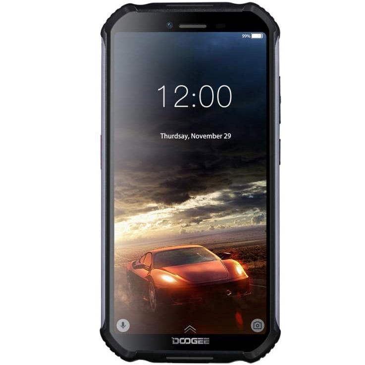 Telefon mobil Doogee S40 Pro, Dual SIM, 64GB, 4GB RAM, 4G, Mineral Black