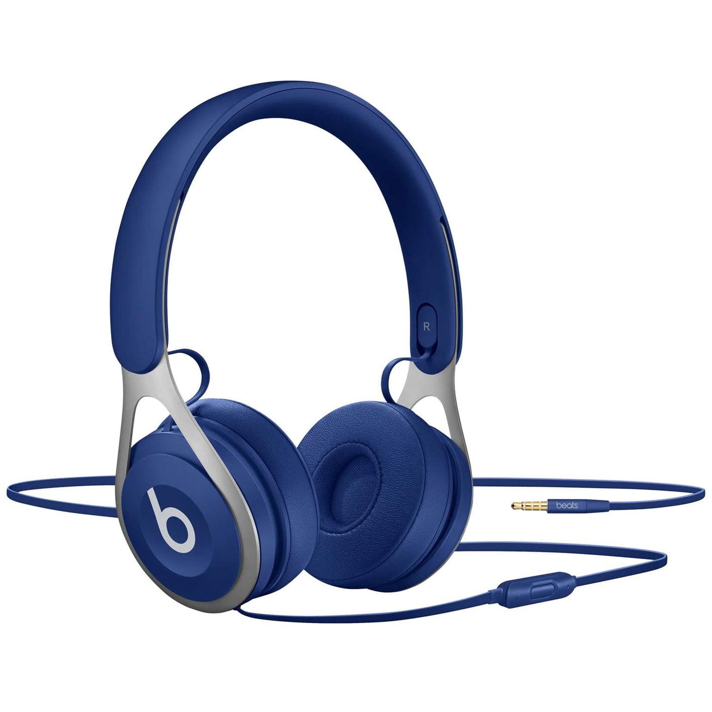Casti audio On-Ear Beats EP, Microfon, Blue