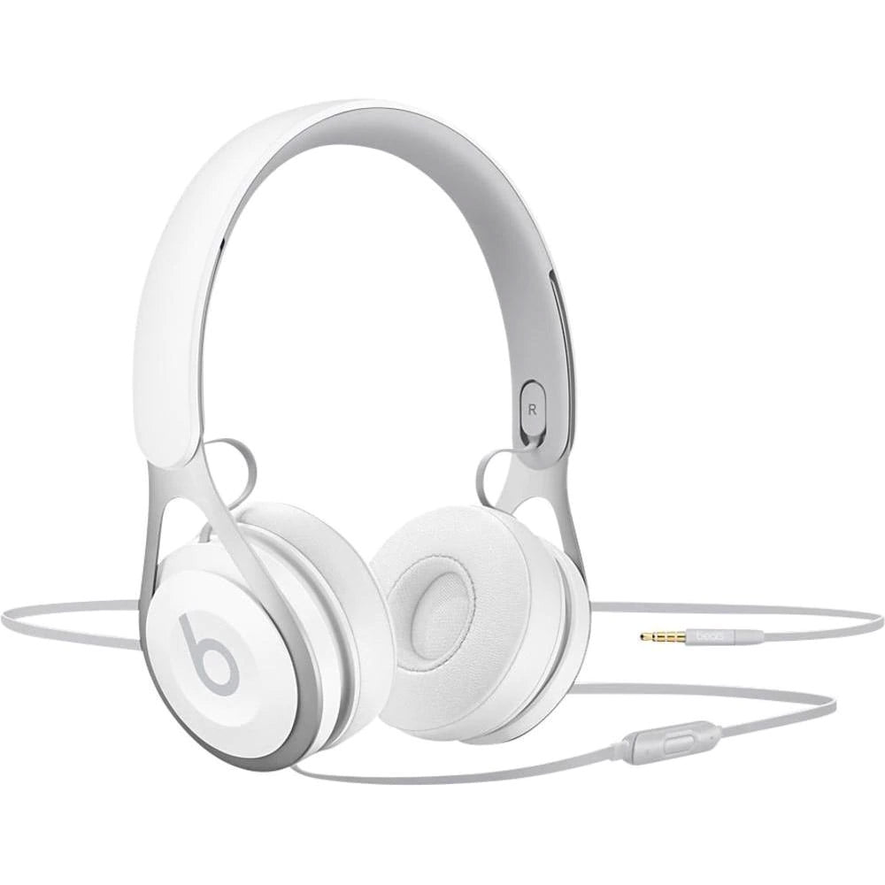 Casti audio On-Ear Beats EP, Microfon, White