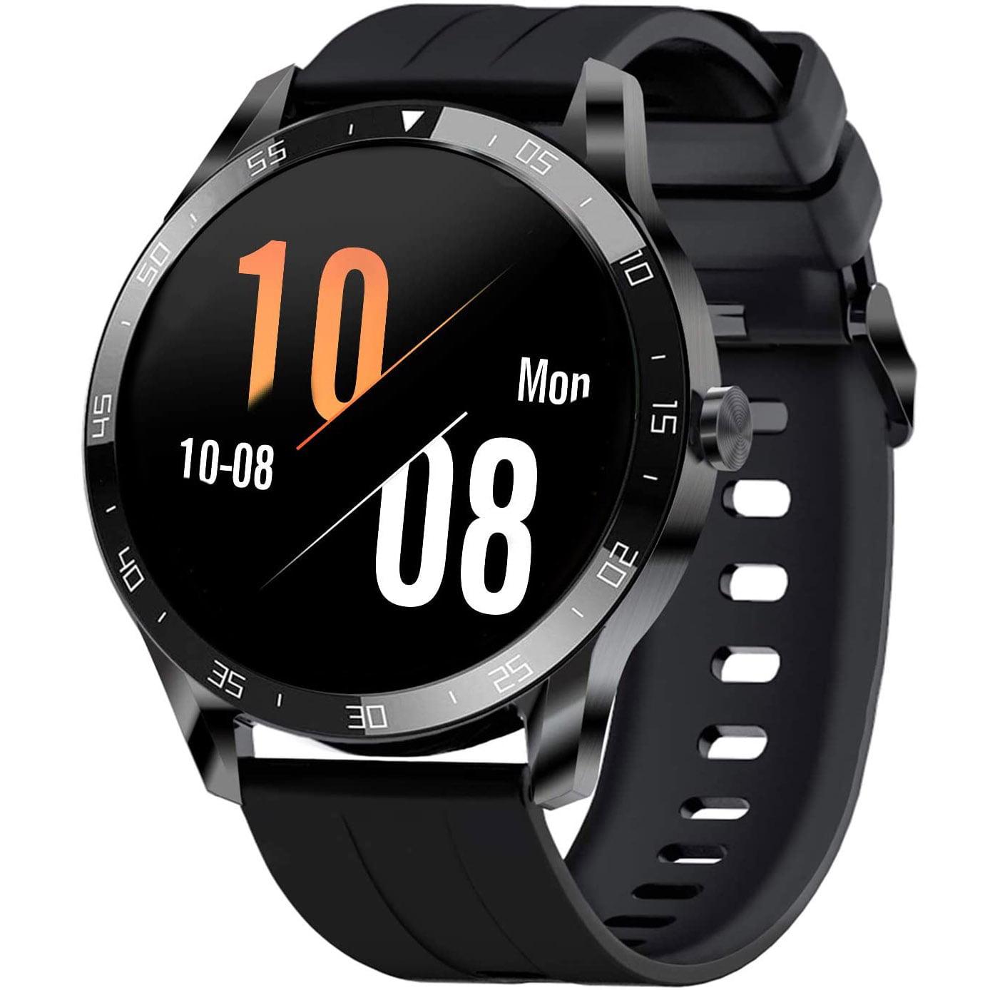 Ceas Smartwatch Blackview X1, 46mm, HR, IP68, Black