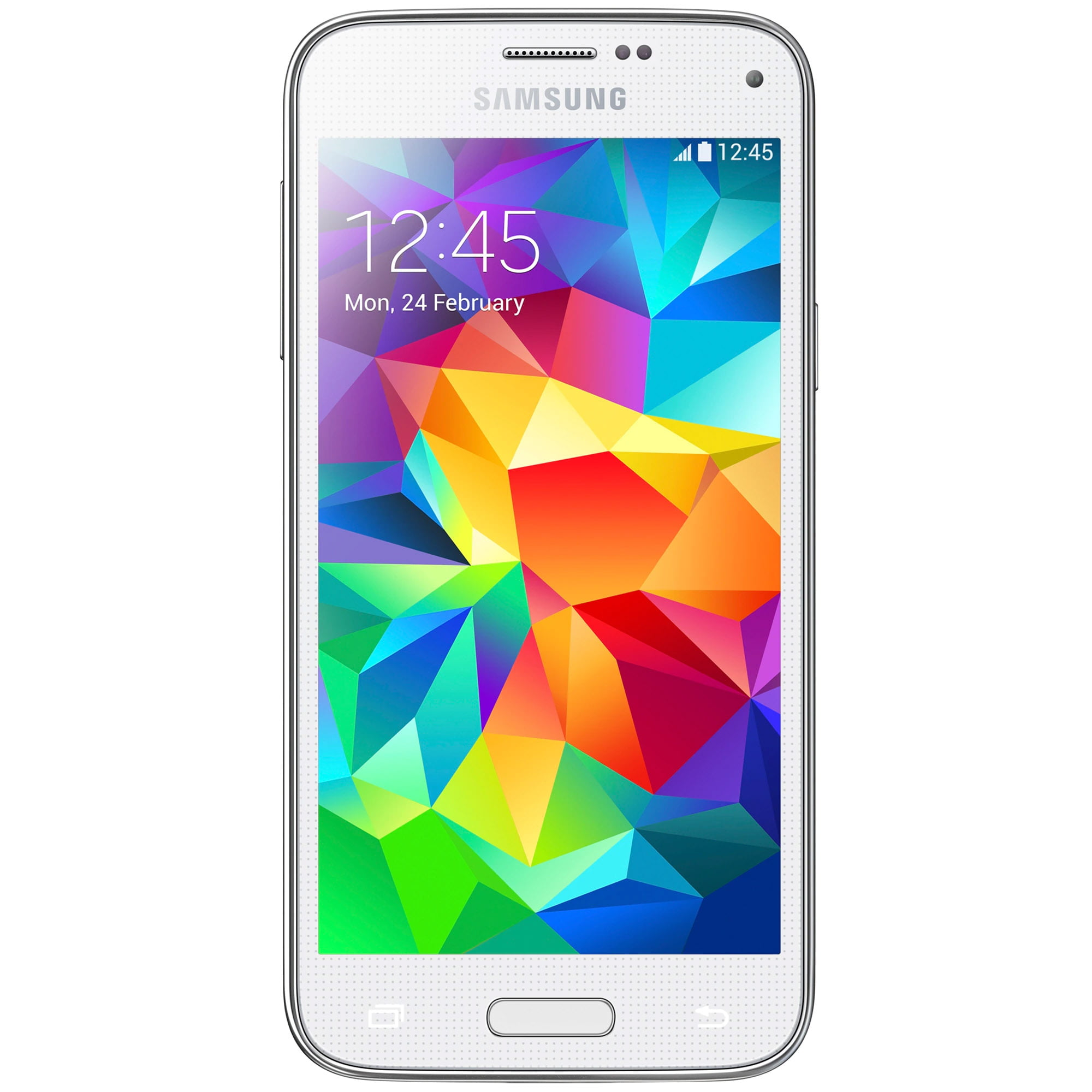 Telefon mobil Samsung Galaxy S5 Mini, Single SIM, 16GB, 4G, White