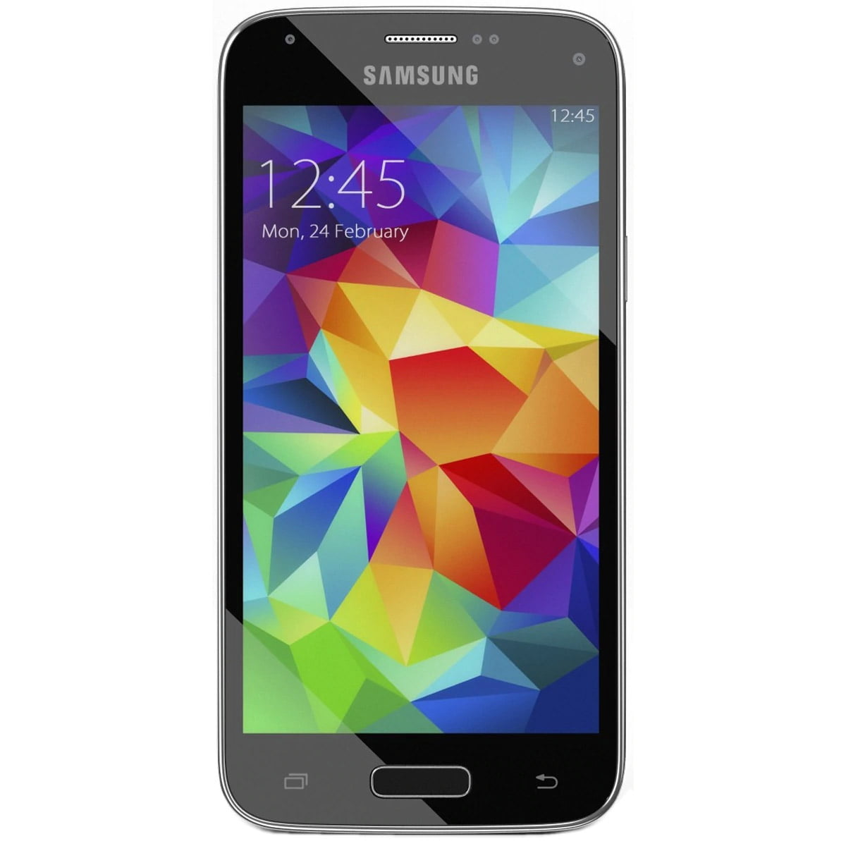 Telefon mobil Samsung Galaxy S5 Mini, Single SIM, 16GB, 4G, Black