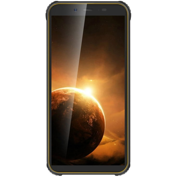Telefon mobil Blackview BV5500 Plus, Dual SIM, 32GB, 3GB RAM, 4G, Yellow