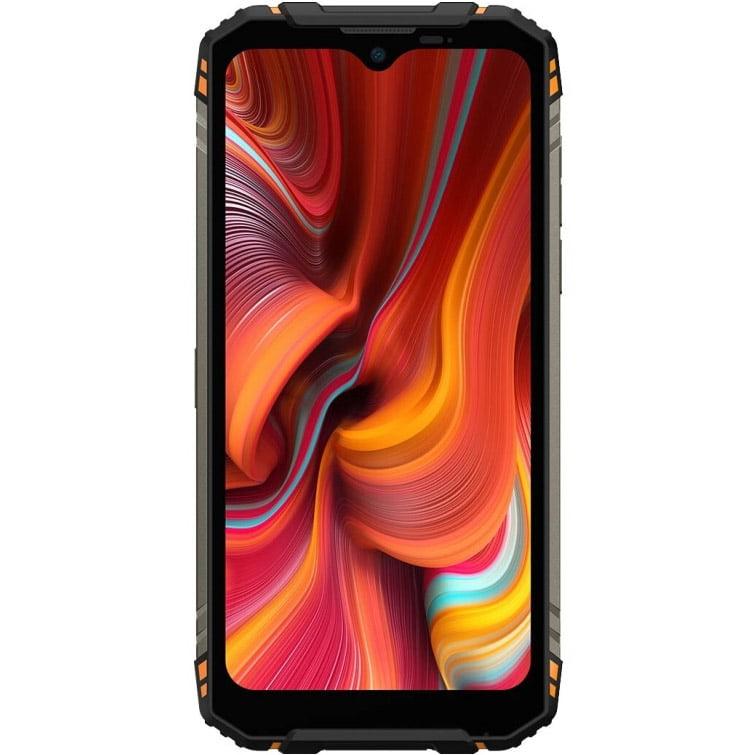 Telefon mobil Doogee S96 Pro, Dual SIM, 128GB, 8GB RAM, 4G, Orange